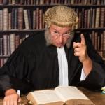 Speech of a judge
